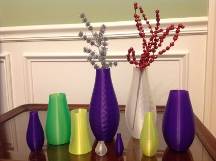 vases at home